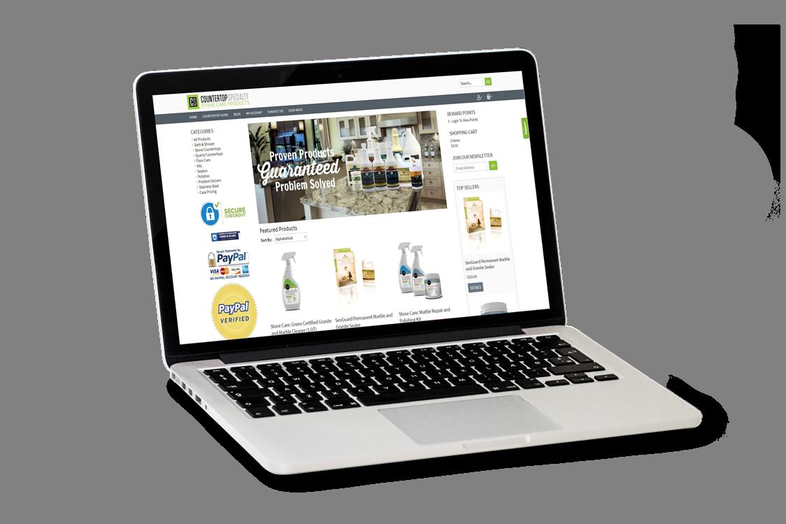 CoreCommerce Shopping Cart
